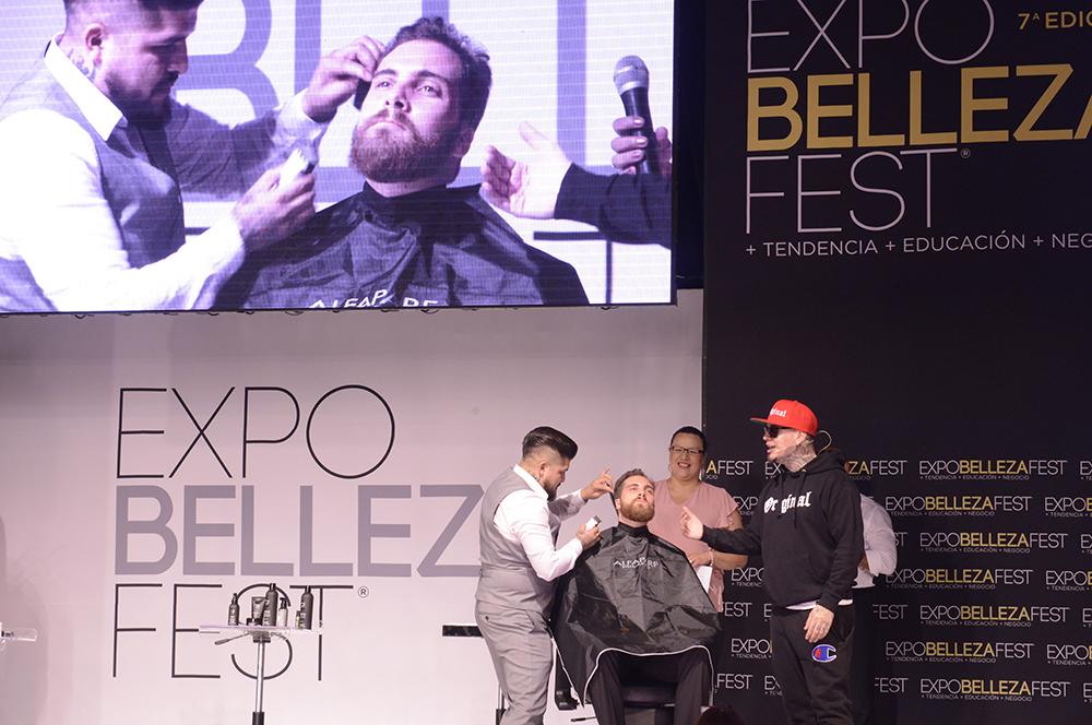 Alfaparf Milano triunfa en Expo Belleza Fest 2019